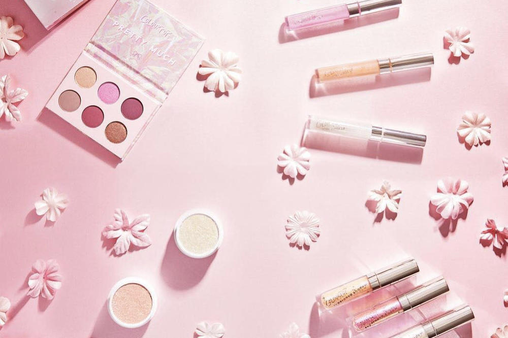 Colourpop cosmetics moonlight magic collection where to buy release info lip gloss eyeshadow palette affordable makeup
