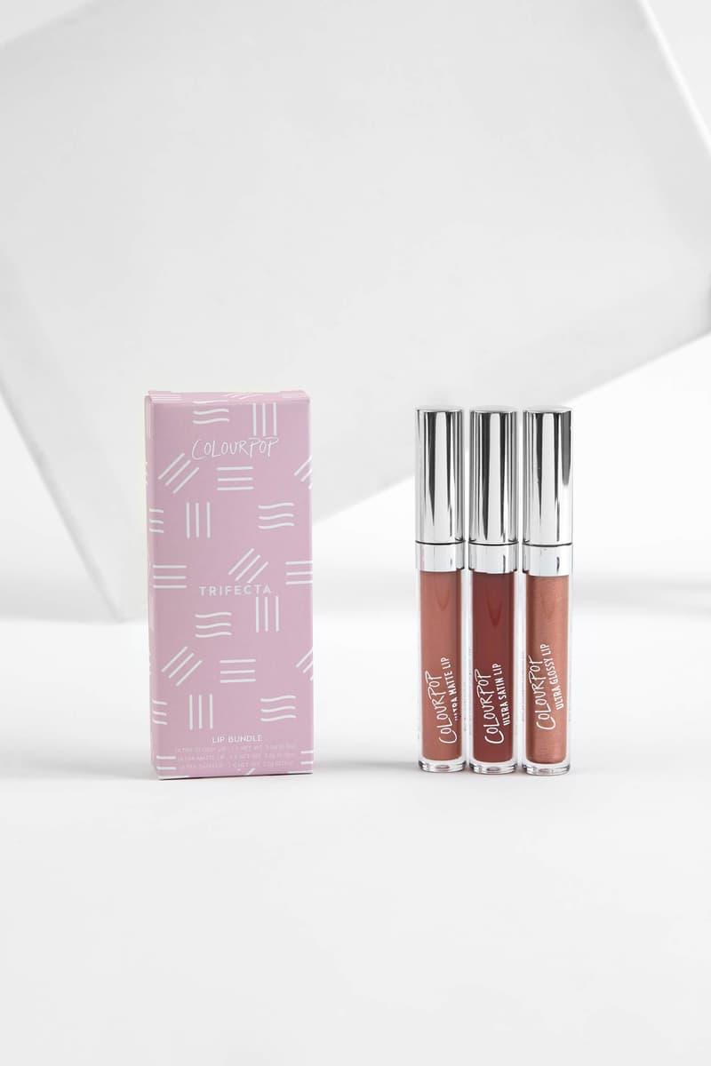 ColourPop Ulta Beauty Lip Bundle Wicked Trick