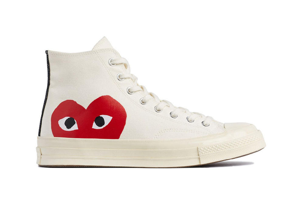ca06733e62556c comme des garcons play converse chuck taylor all star 70 where to buy  collaboration polka dot