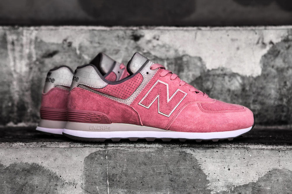 Concepts x New Balance 574 Rose Iconic Collaboration