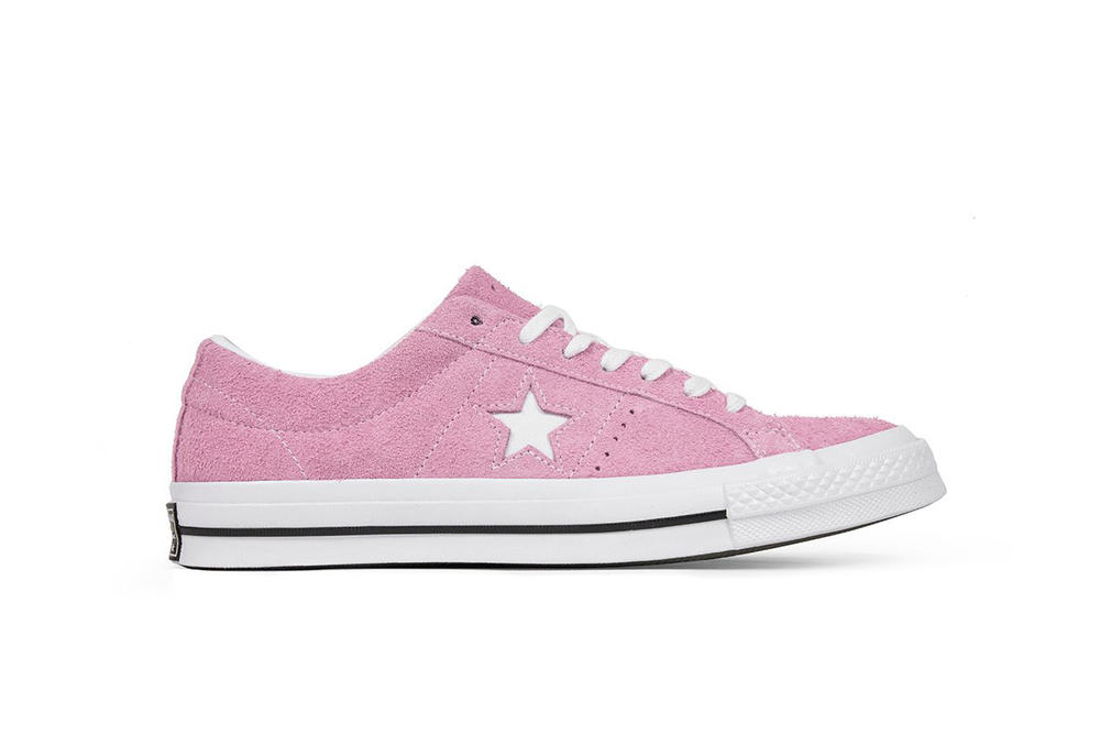 """Converse One Star """"Cotton Candy"""" Pack Pastel Color Pink Mint Blue"""