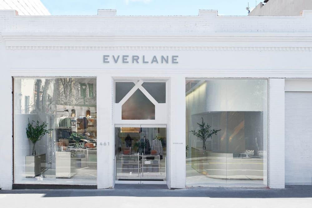 Everlane San Francisco California Store