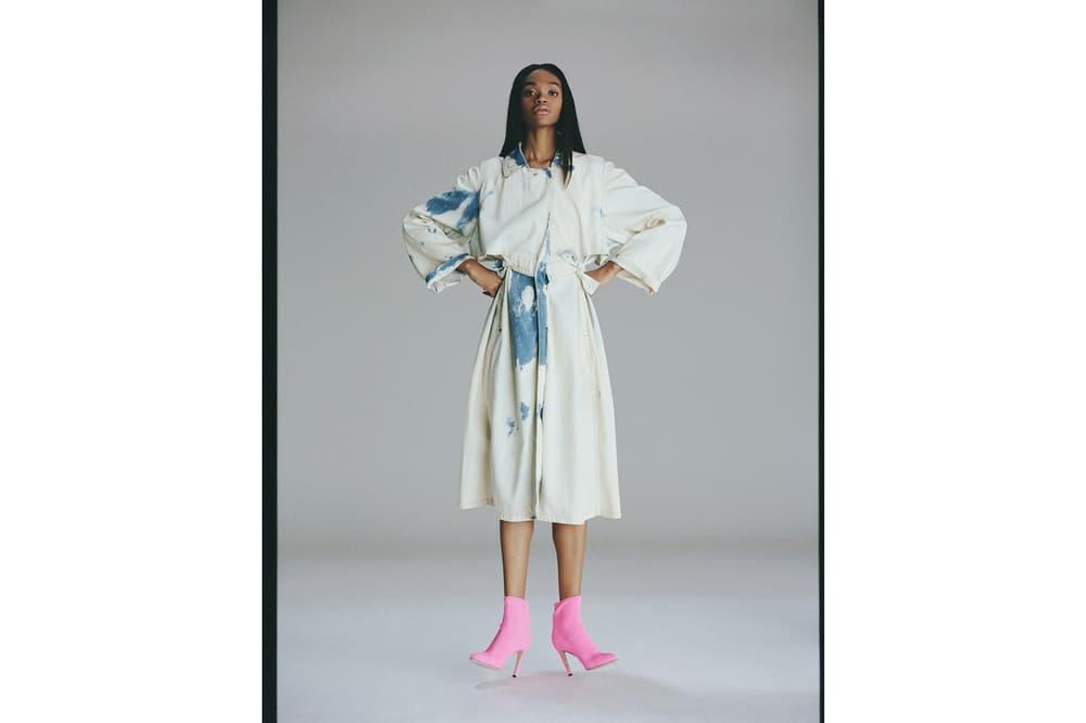 Off-White Alexander Wang Gucci Prada Denim Editorial Farfetch