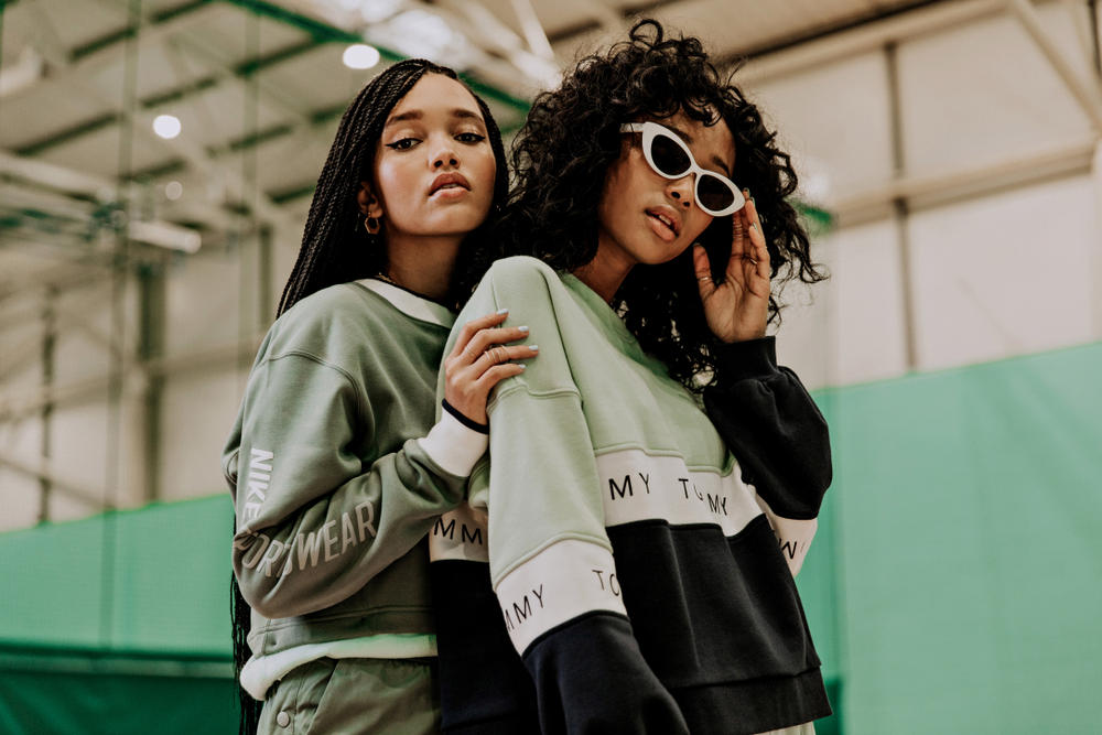 Footasylum New Year Sportswear Editorial PUMA Umbro Tommy Hilfiger Nike adidas Calvin Klein