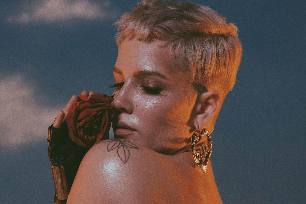 Halsey Capitol Records