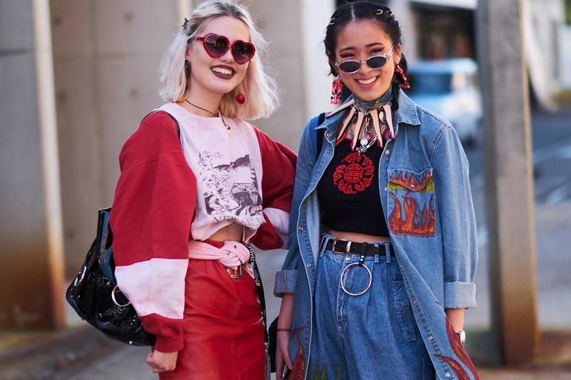 How to Get Streetsnapped at Fashion Week Street Style Looks Photography Streetwear Guide NYFW PFW MFW LFW Gucci Off-White Vetements