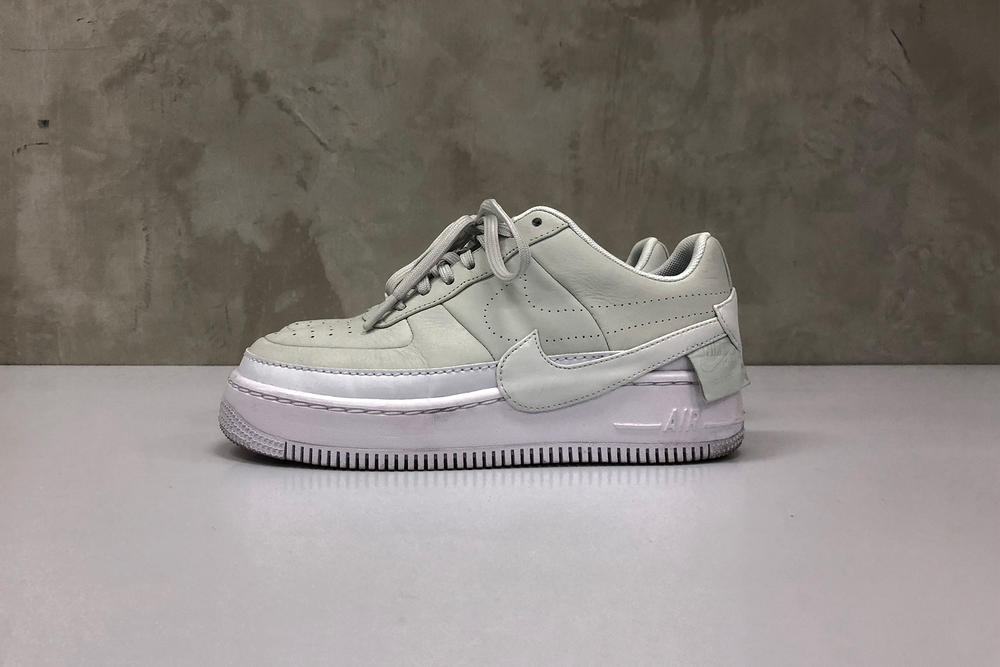 hypebaekicks review nike air force 1 jester xx the 1 reimagined pack side view