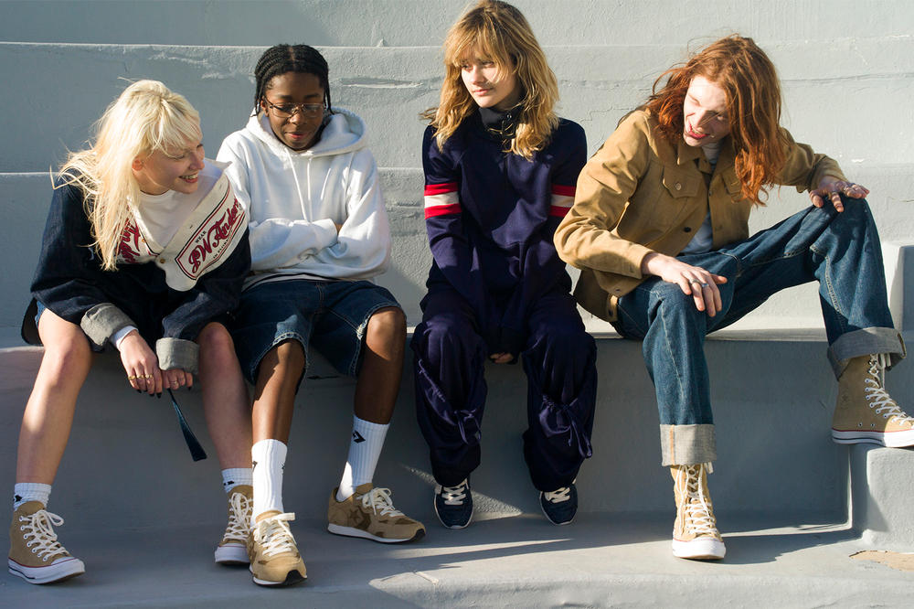 JW Anderson Converse Simply Complex 2018 collection chuck taylor 70 thunderbolt mens womens unisex where to buy