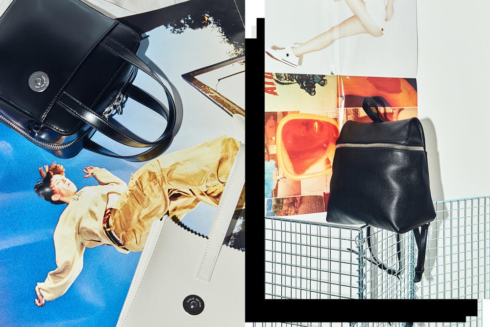 Kara Spring Summer 2018 Bag Collection Editorial Hypebae