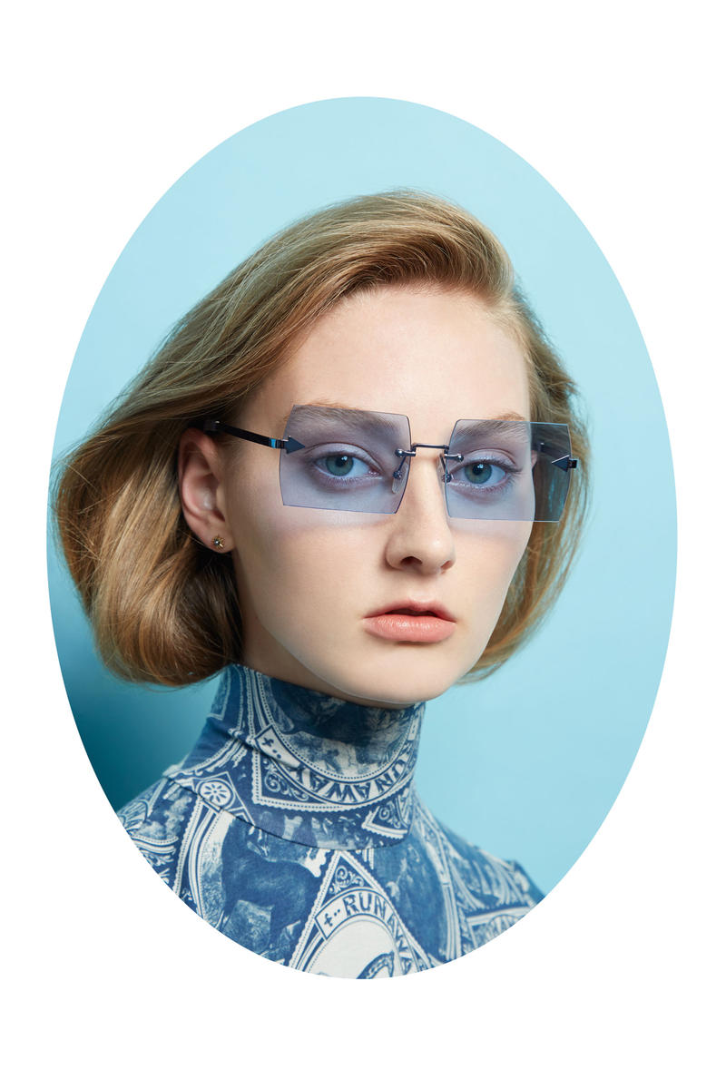 Karen Walker Lost In Paradise Collection Campaign The Bird Sky