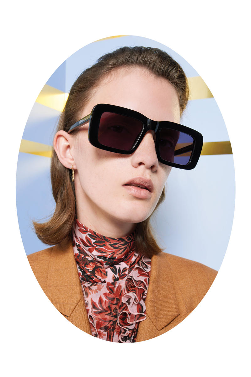 Karen Walker Lost In Paradise Collection Campaign Admiral Boom Black