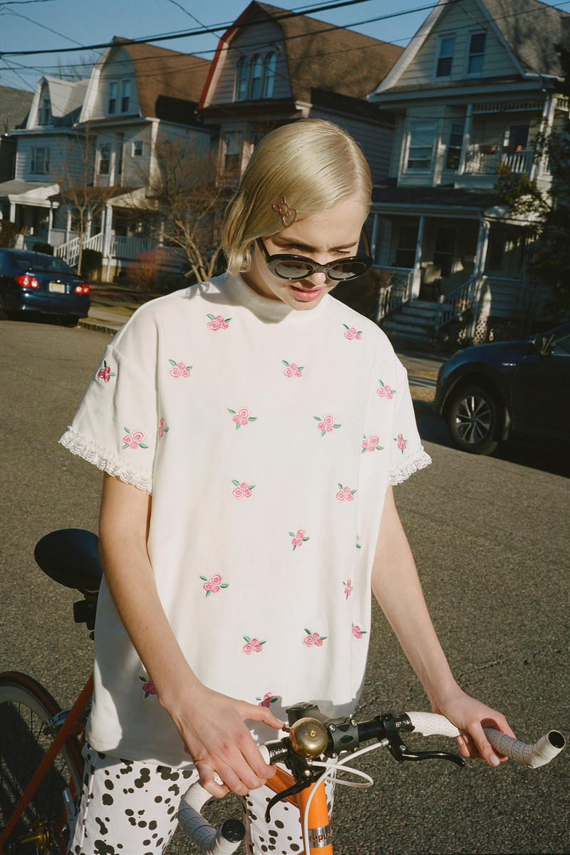 Lazy Oaf sorry we're closed spring 2018 campaign new jersey marissa smith beth garrabrant photography