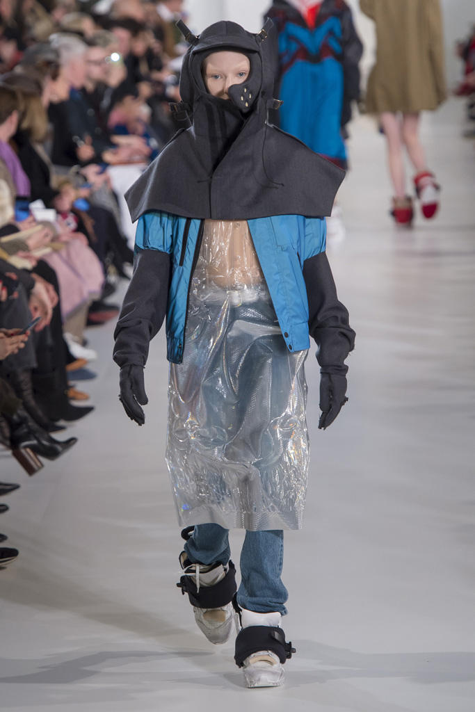 Maison Margiela Fall/Winter 2018 Collection PFW Paris Fashion Week John Galliano Runway