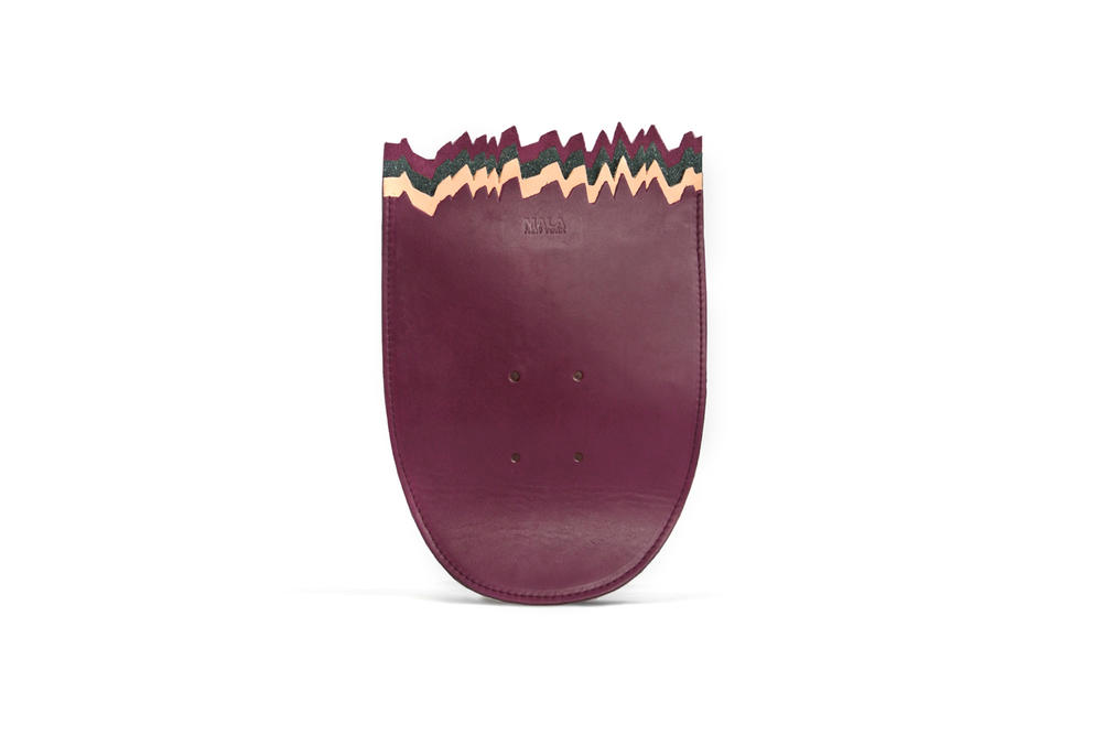 Mala New York Birdhouse Handbag Skateboard Deck
