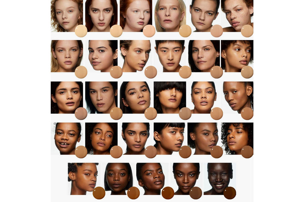 Marc Jacobs Beauty Shameless Foundation Shade Range