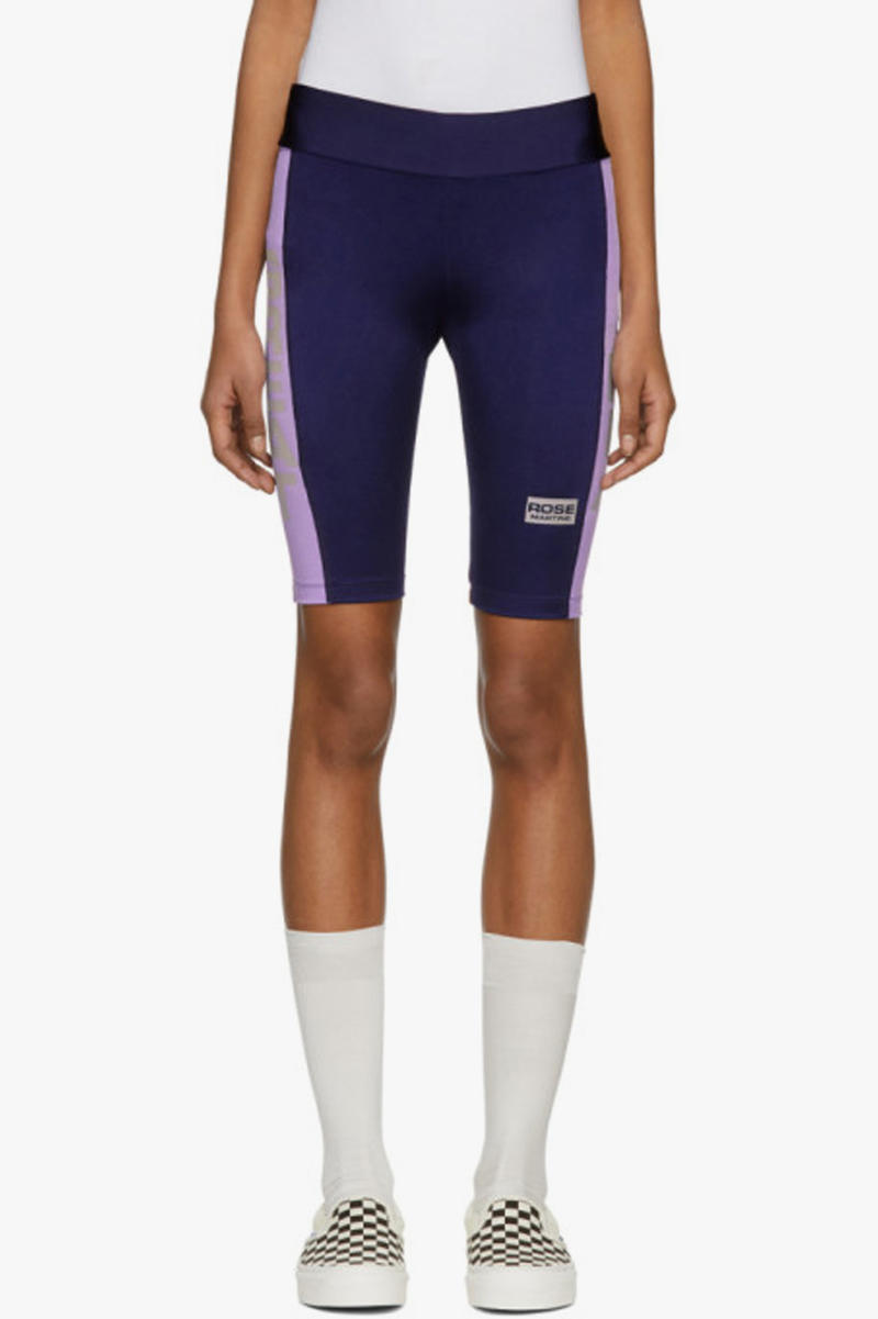 Martine Rose Cycling Shorts Navy