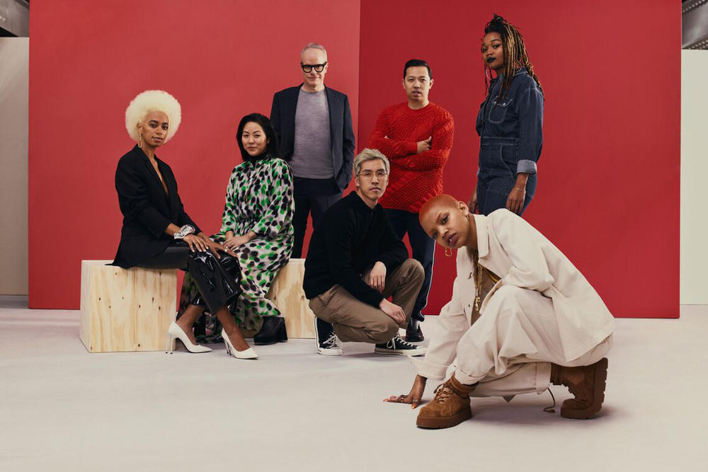 Solange Knowles Slick Woods Mercedes-Benz WeWonder Campaign