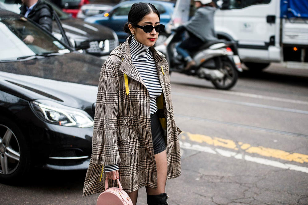 Milan Fashion Week 2018 Streetsnaps Women
