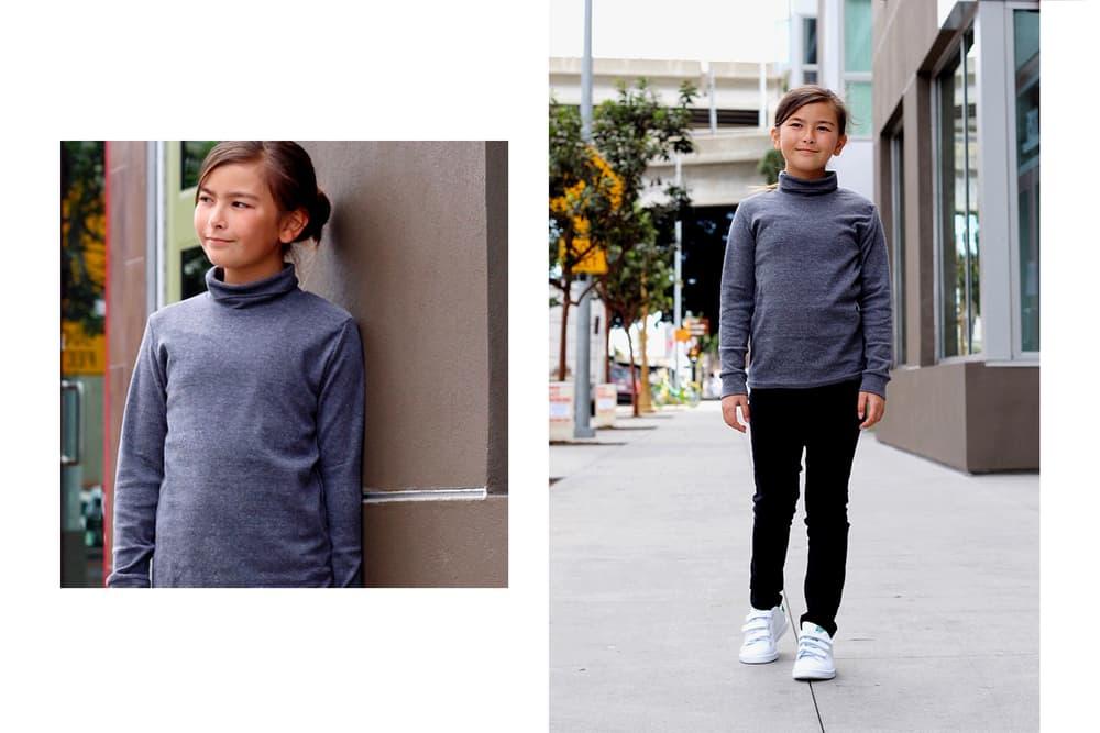 Phoebe Philo Celine Ksisterslove Editorial adidas Stan Smith Mini Me Designer
