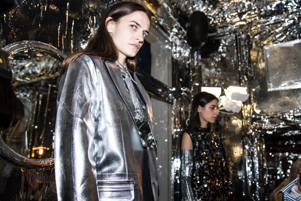 MM6 Maison Margiela Fall Winter 2018 London Fashion Week