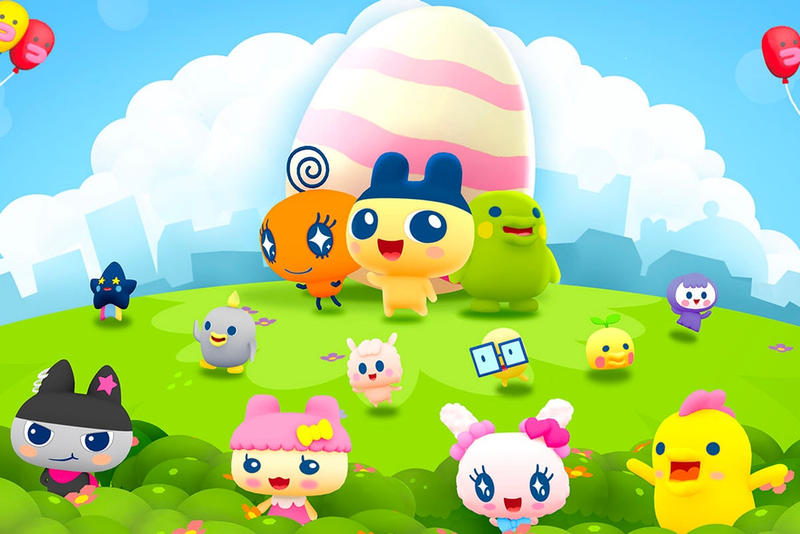 'My Tamagotchi Forever' Game App Release Date ios Android App Store