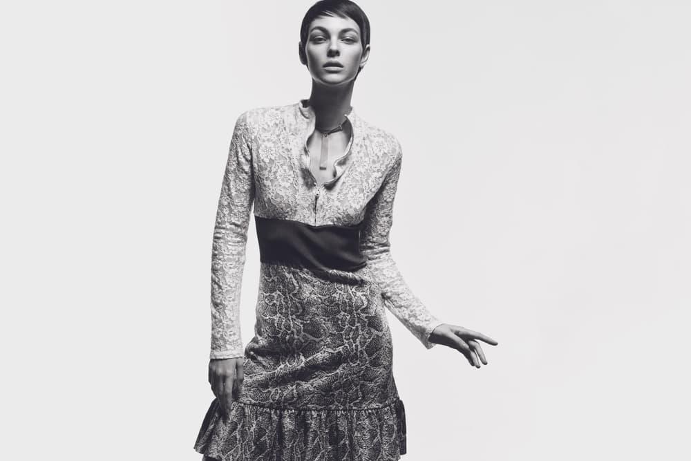 Nicki Minaj Gigi Hadid Taking Over Vogue Feature Lily Collins Bella Hadid Dior Raf Simons Calvin Klein Balenciaga Gucci Demna Gvasalia Alessandro Michele Hedi Slimane