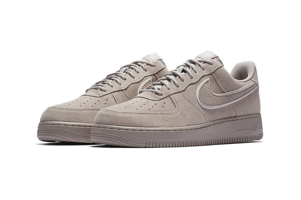 Nike air force 1 low suede pack pink turquoise blue off-white cream beige tonal sneakers womens mens unisex