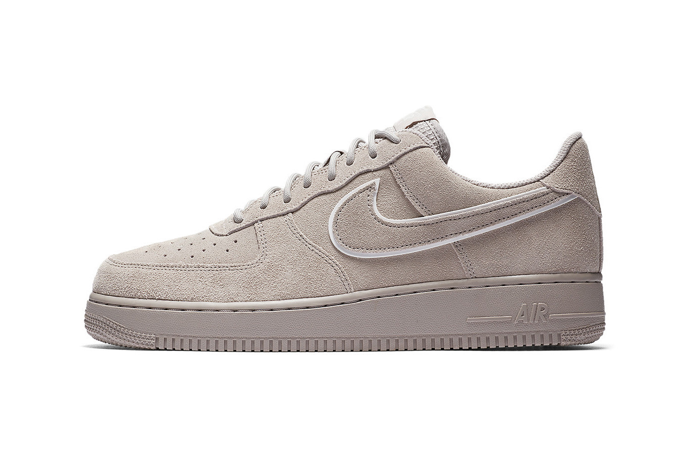 Nike Unveils Air Force 1 Low Suede Pack