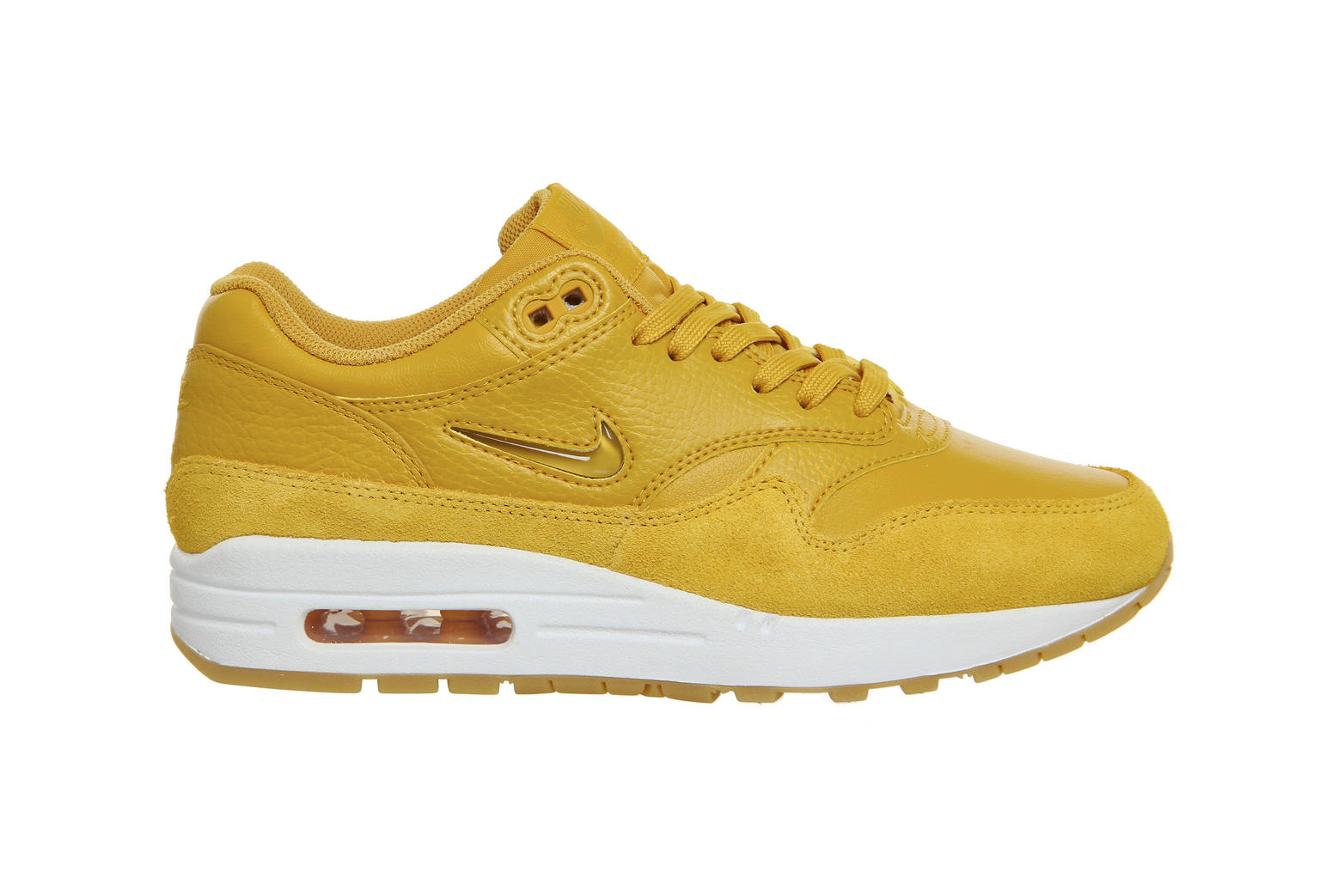 nike air max office. Nike Air Max 1 Jewel Mineral Yellow Golden Womens Sneakers Where To Buy Office A
