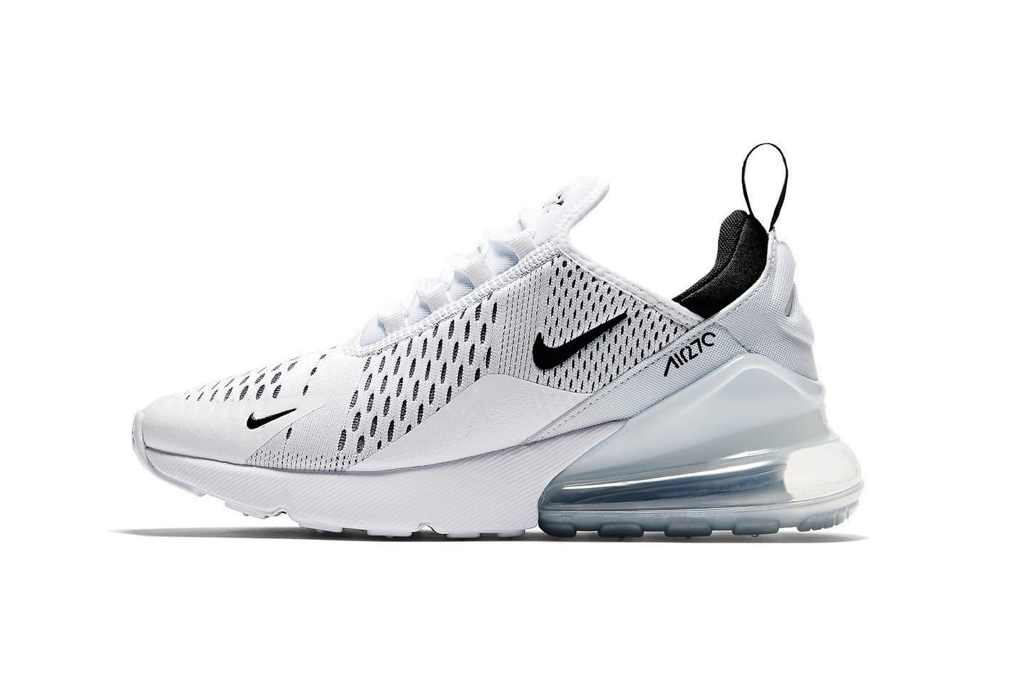 Nike Air Max 270 Women's White/Black