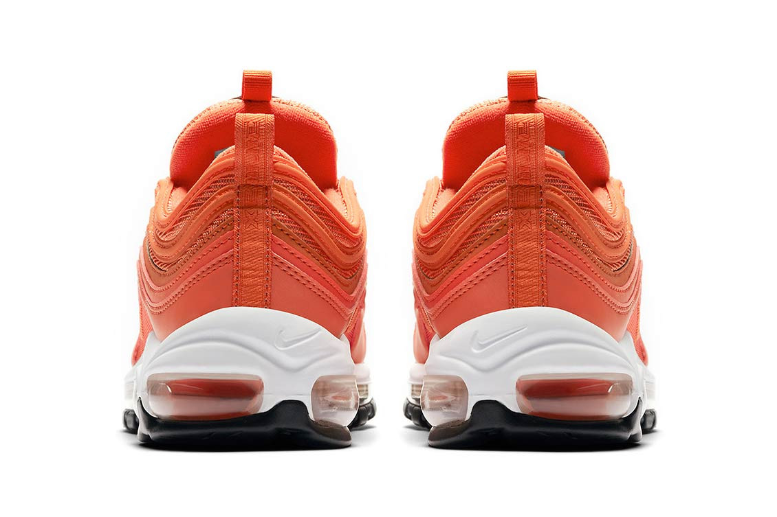 competitive price c9aac 9aa3b When Where to Buy Nike Air Max 97 in Orange | HYPEBAE