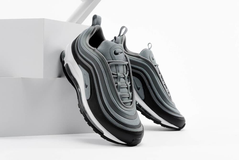f5b0a619eef33 Where to Buy Nike Air Max 97 Ultra Cool Grey | HYPEBAE