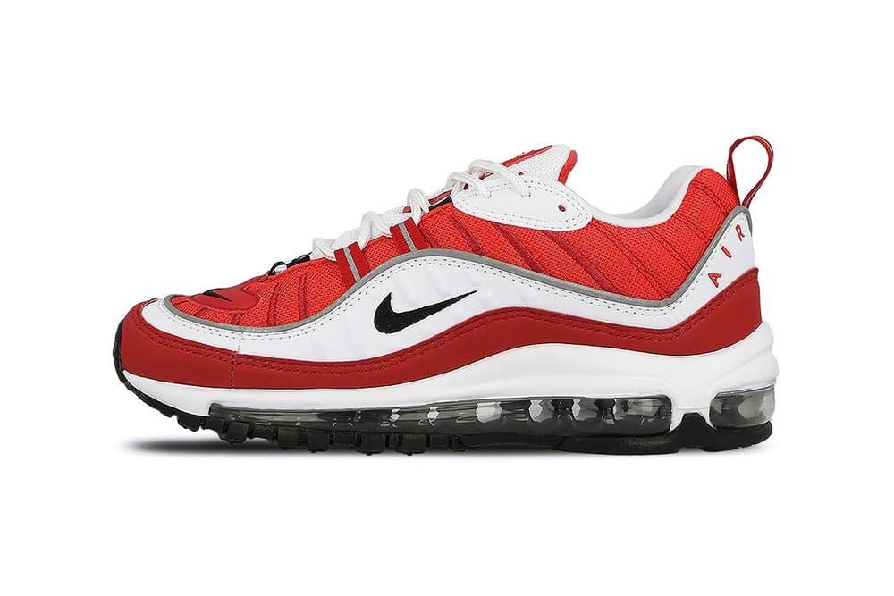 Nike Air Max 98 Gym Red White