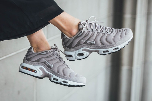 c4e0a2cac6c5 Nike s Air Max Plus Premium Is Covered in