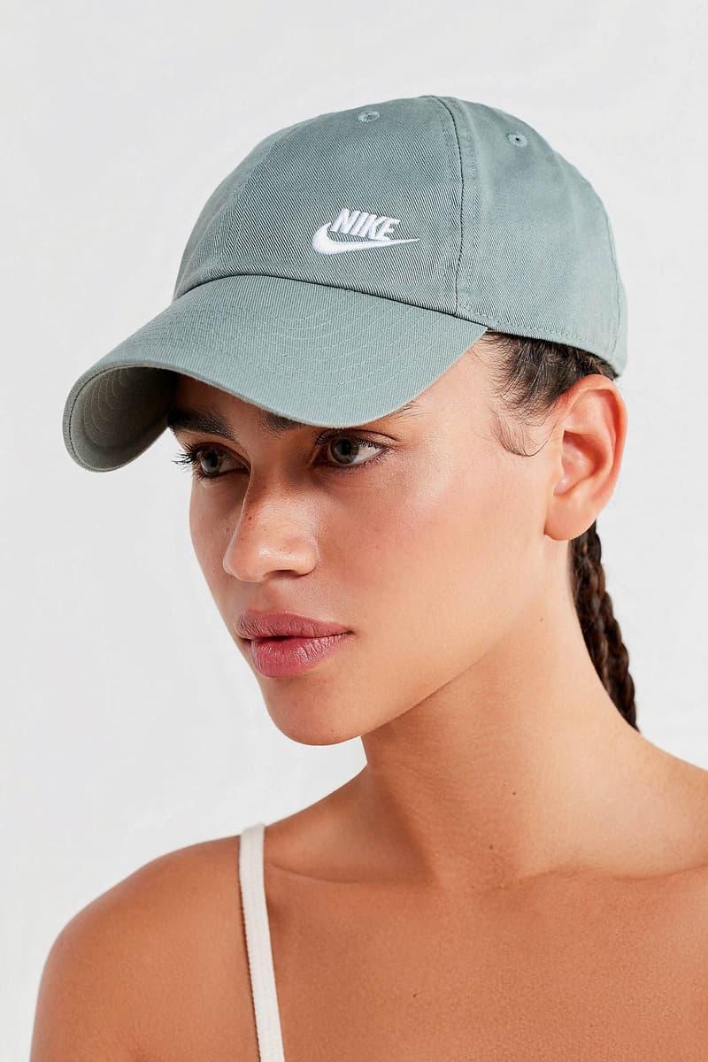 best loved 24a8a f5c4f Nike Twill H86 Classic Baseball Hat Olive