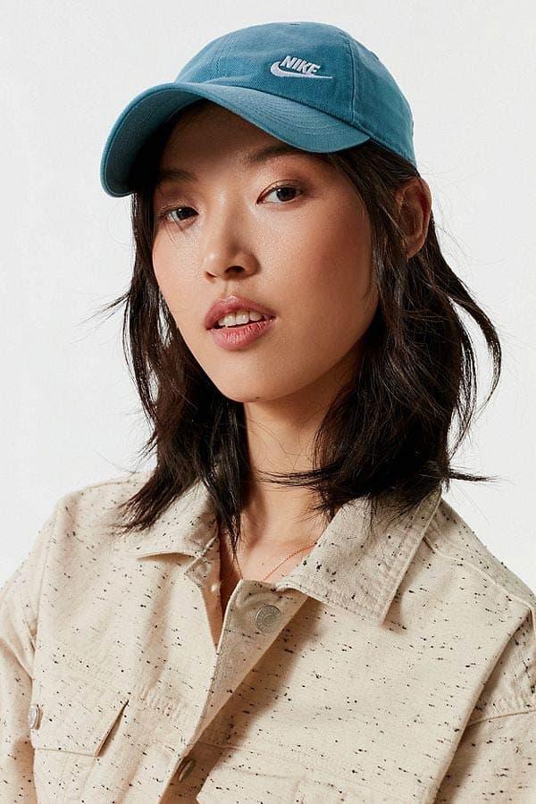 Nike Twill H86 Classic Baseball Hat Teal