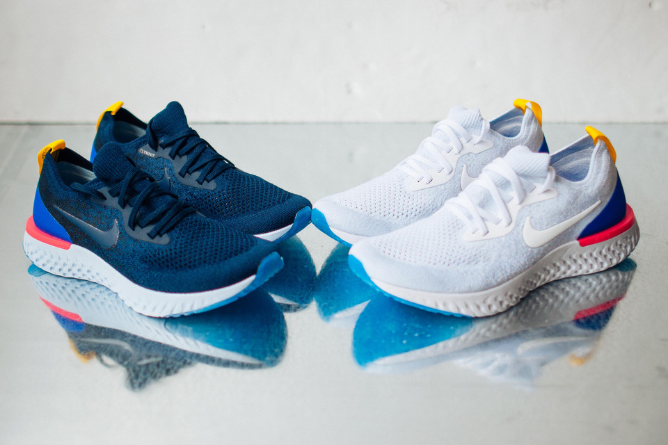 4a636da42a7 Watch Our Exclusive Unboxing of Nike s Epic React Flyknit