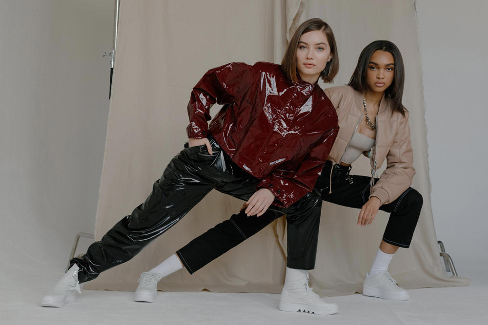 KITH Women Nike 1 Reimagined Editorial Jester