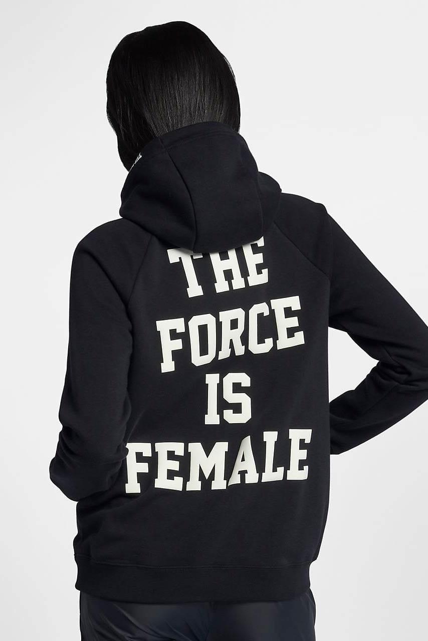 Nike's Force Is Female Hoodie Is a