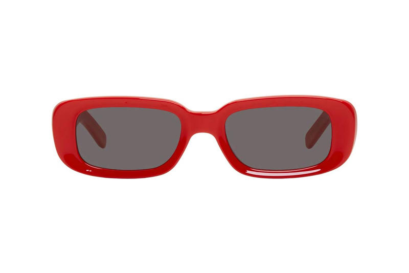 Off-White FOR YOUR EYES ONLY Sunglasses Red
