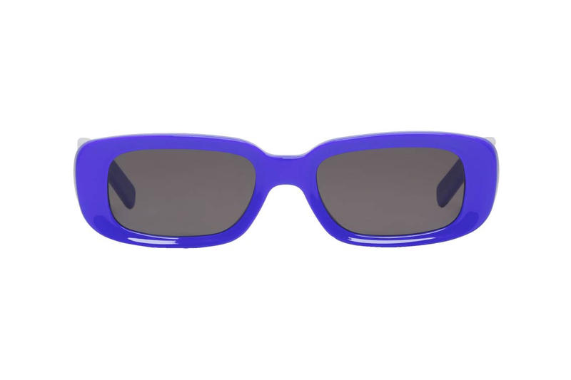 Off-White FOR YOUR EYES ONLY Sunglasses Blue