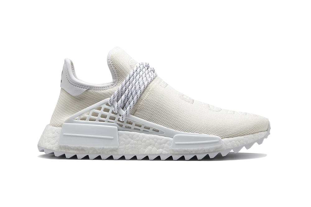 b650ce137 pharrell williams adidas originals blank canvas pack holi hu nmd trail  tennis stan smith white cream