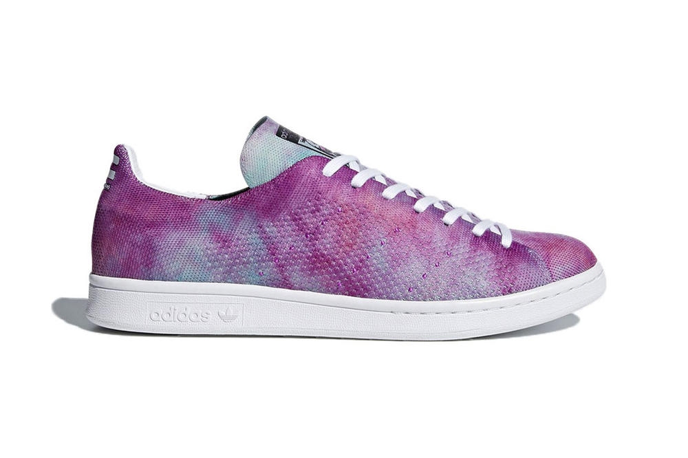 Pharrell Williams x adidas Originals Stan Smith Primeknit Holi Lab Purple