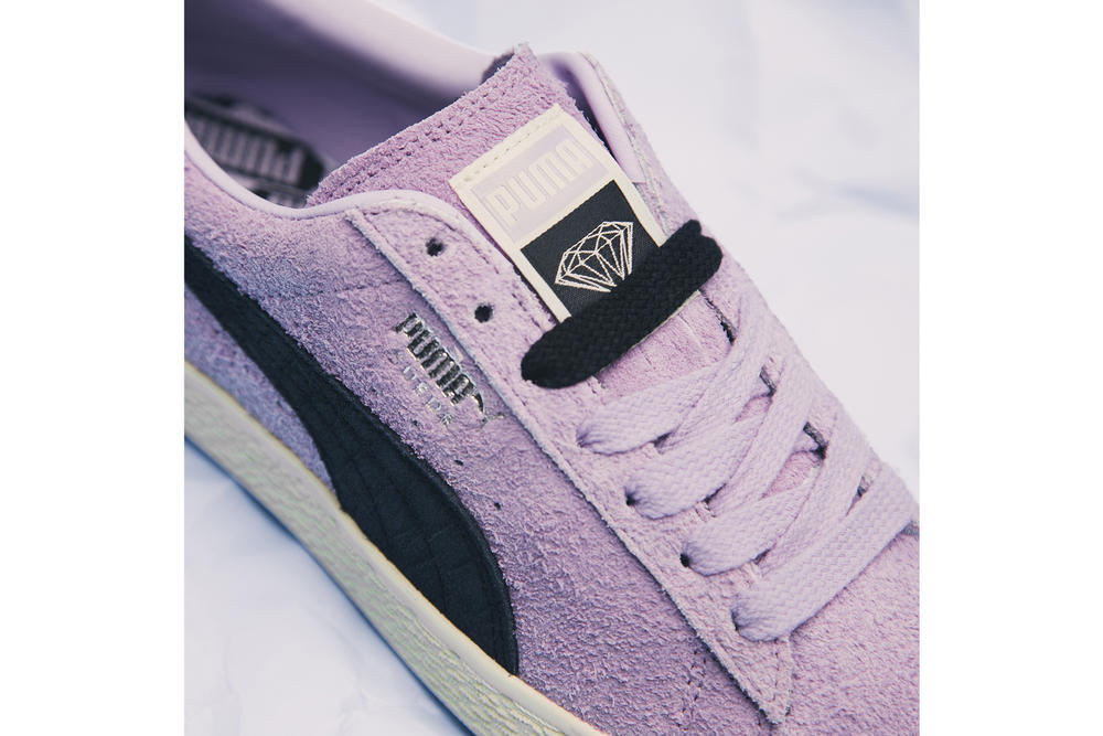 PUMA x Diamond Supply Co. Suede Classic Orchid Bloom