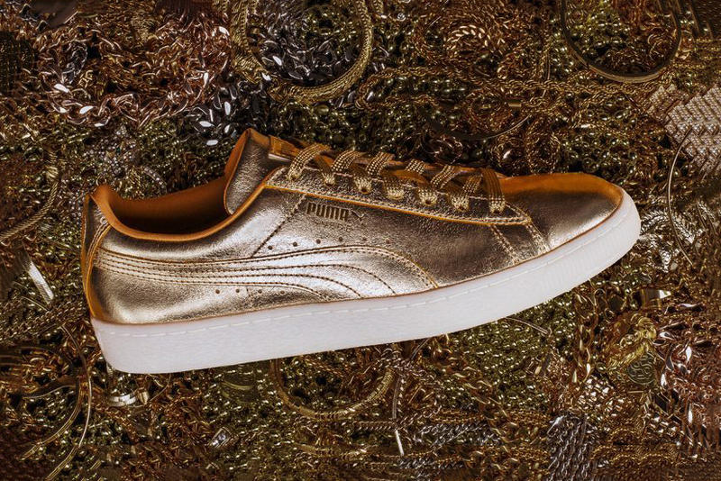 PUMA Golden Suede 50th Anniversary