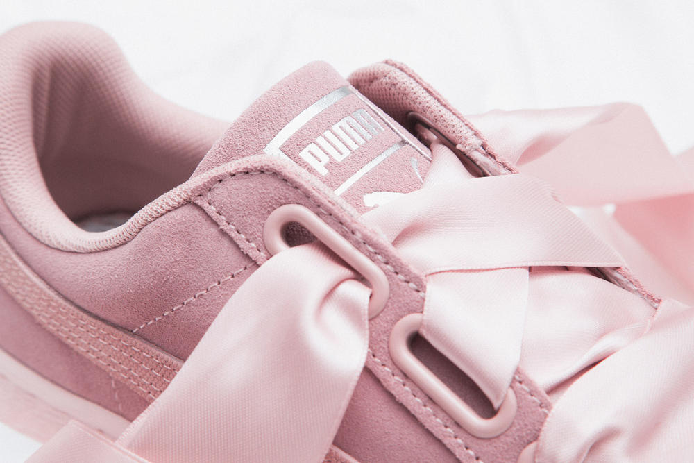 21e751fd06a PUMA Suede Heart Pebble Pastel Pack