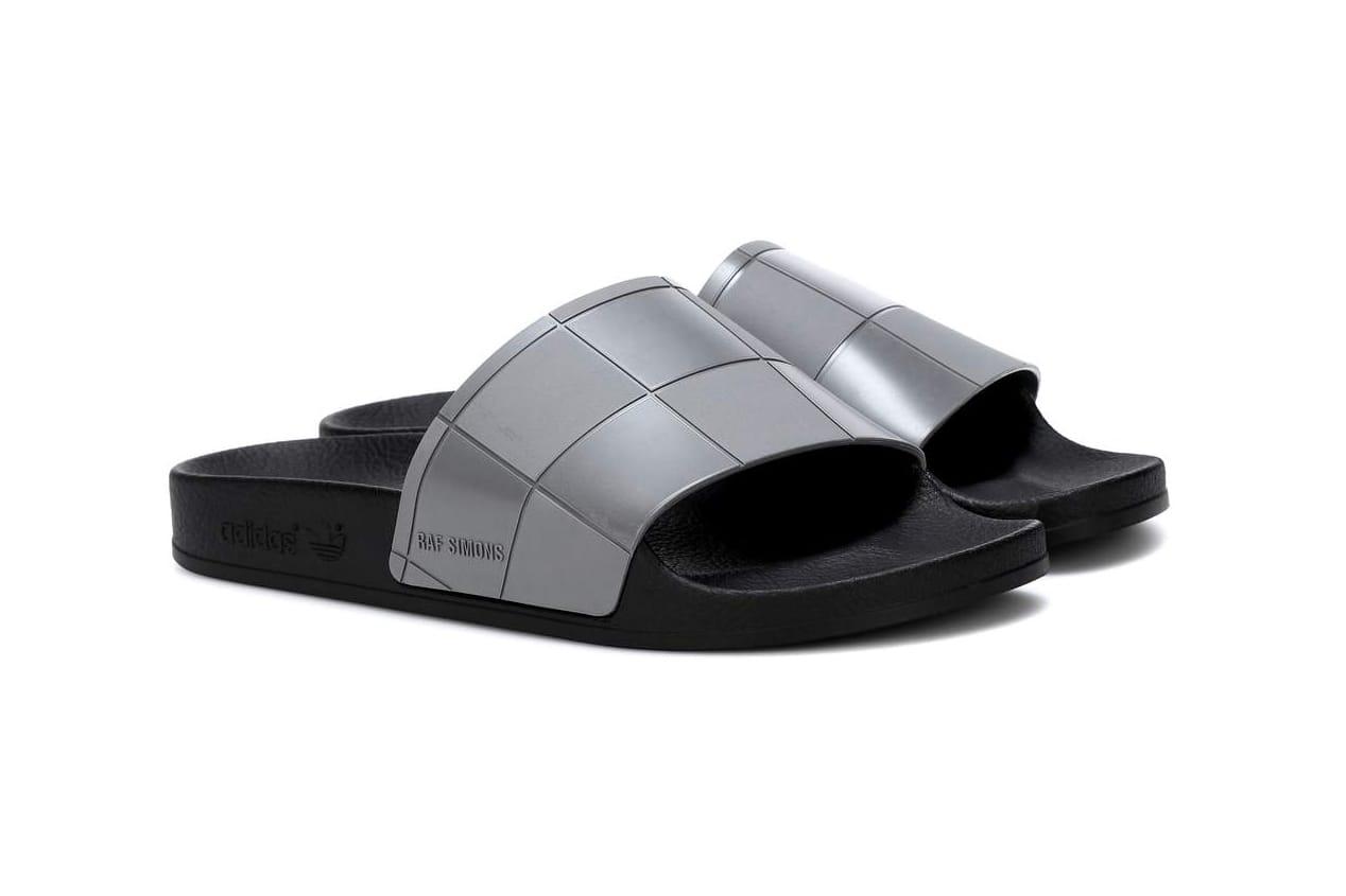 Raf Simons x adidas Adilette