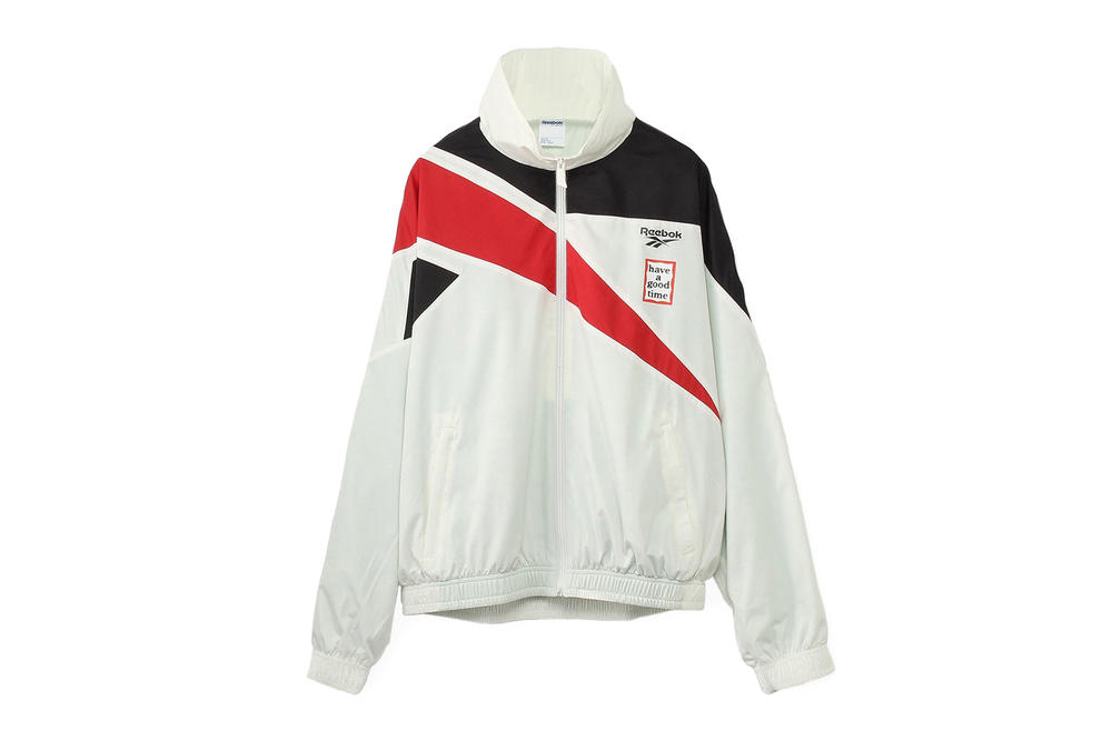 eb0c5b0e797 have a good time x Reebok Collection Track Jacket