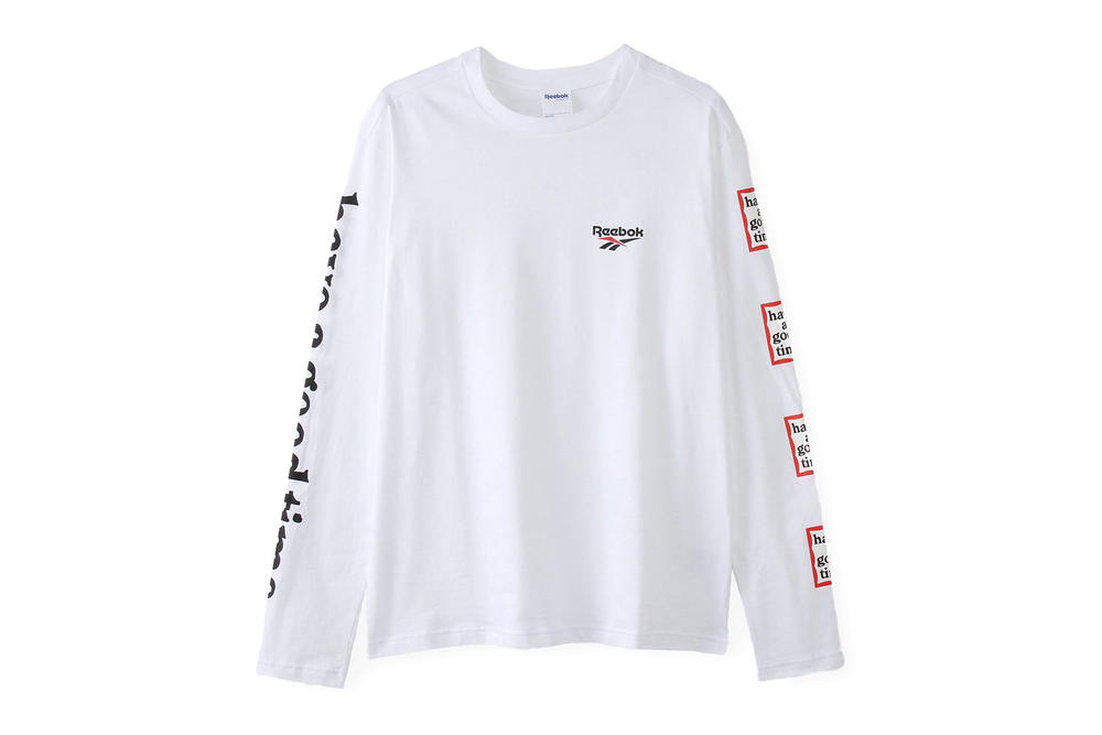 have a good time x Reebok Collection Long-Sleeved Shirt