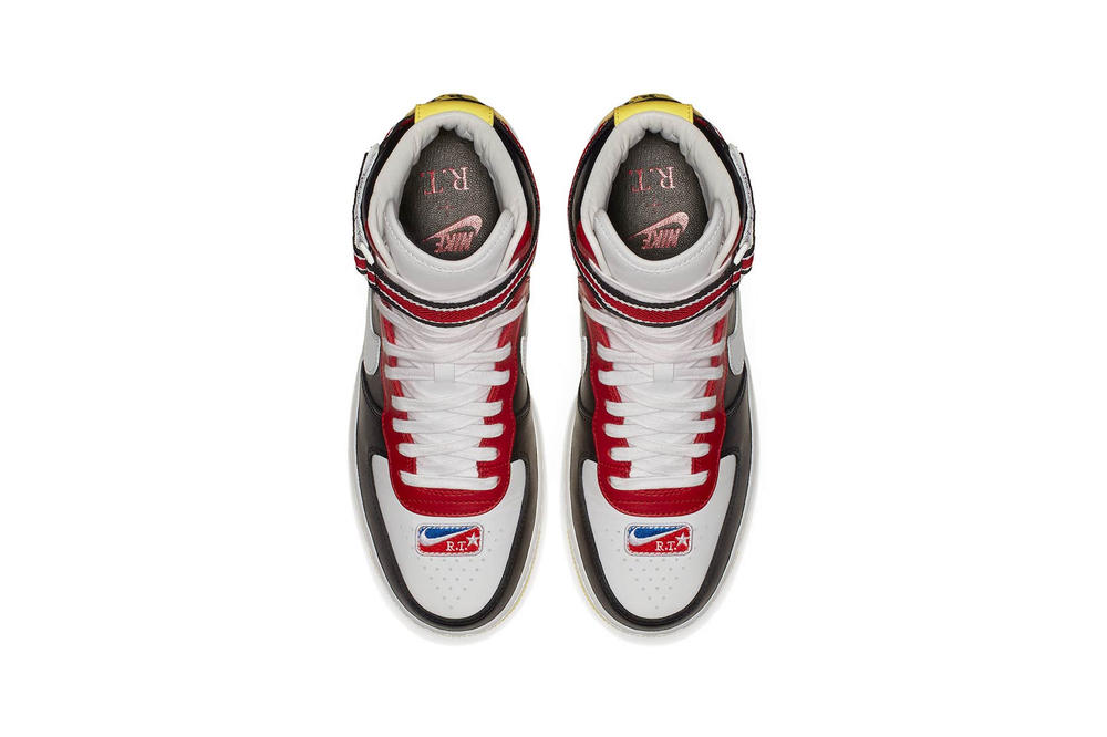Riccardo Tisci Nike Air Force 1 Hi Victorious Minotaur